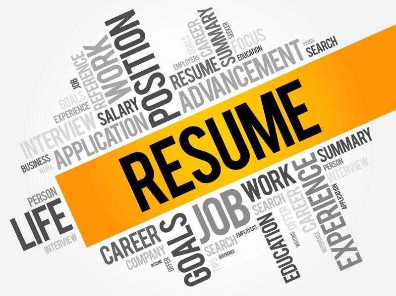 Seven resume tips